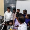 Inauguration of Computer lab at Govt Primary School, Palace Guttahalli - Bangalore